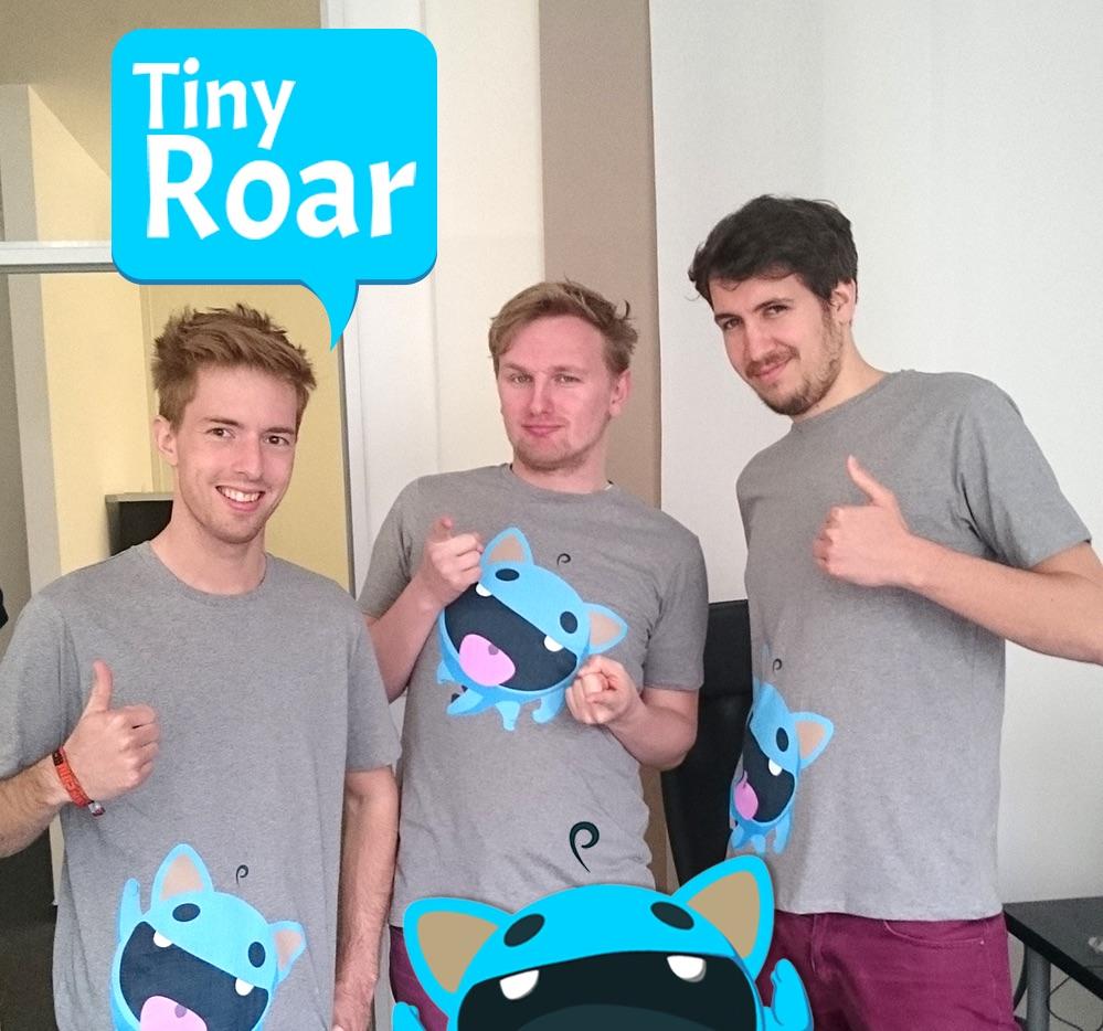 TinyRoar_TeamPic