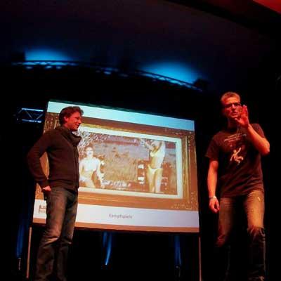 Gunnar Lott und Christian Schmidt vom Podcastprojekt Stay Forever unternehmen, lebhaft und unterhaltsam, eine archäologische Expedition in die Historie der Virtual Reality, bekanntlich eine Geschichte voller Missverständnisse.