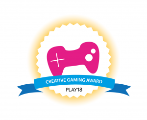 Creative Gaming Award 2018 Logo