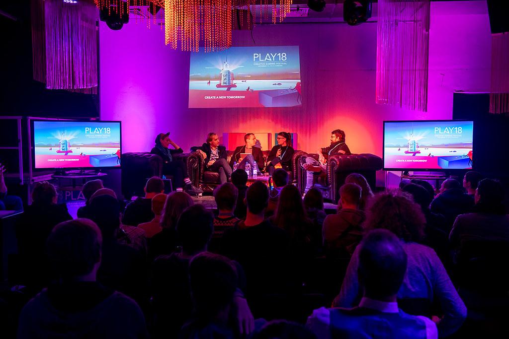 Play18- Creative Gaming Festival Hamburg